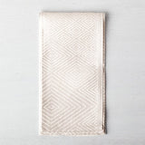 Jacquard Tea Towel, Natural