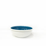 Enamel Soup/Salad Bowl, Ocean Blue