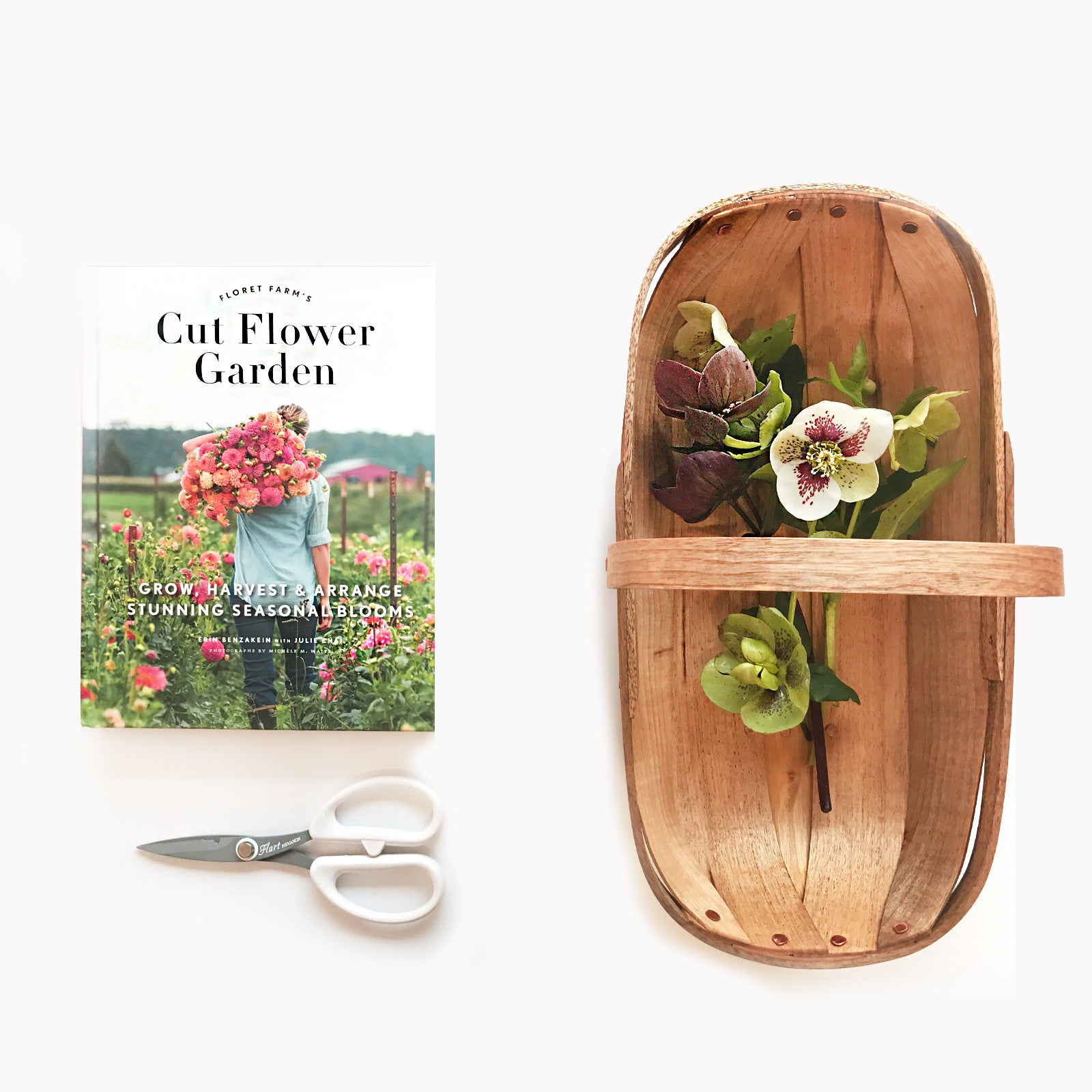 Floral Arranging Gift Set