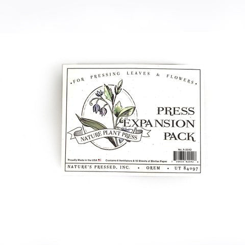 Nature Press Expansion Pack