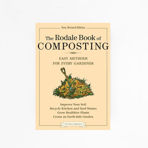 The Rodale Book of Composting