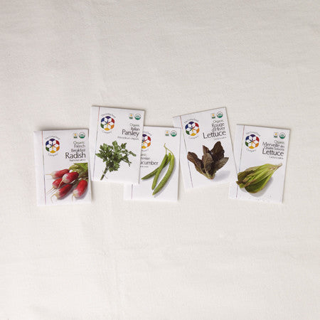 SHED Salad Seed Set
