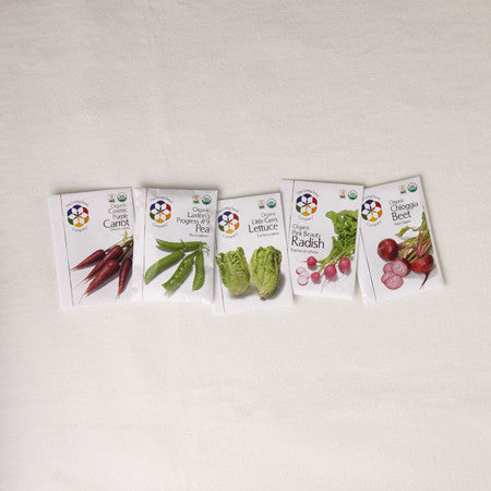 SHED Cool Weather Seed Set