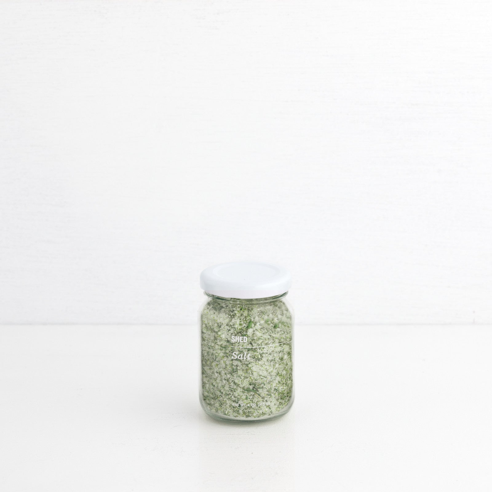 SHED Green Salt