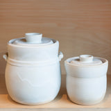 Ceramic Fermentation Jar