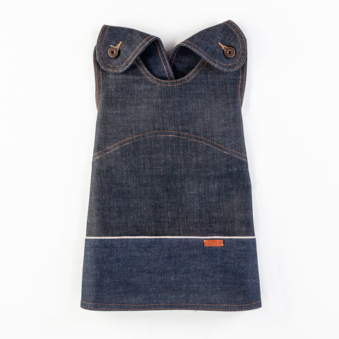 Denim Child's Apron