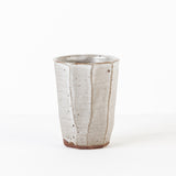 Tsuchikara Faceted Beer Tumbler