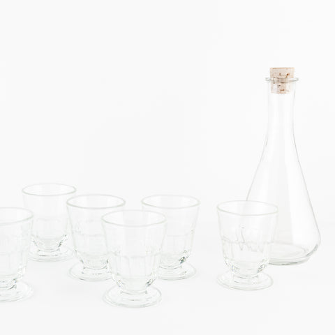 Perigord Footed Tumblers