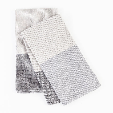 Grey Terva Tea Towel