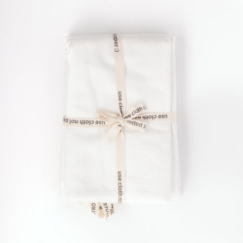 Flour Sack Towel Trio
