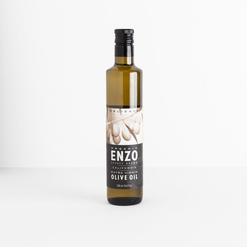 Organic ENZO Estate Grown Extra Virgin Olive Oil