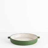 Workaday Grass Green Casseroles