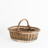Willow Butcher's Arm Basket