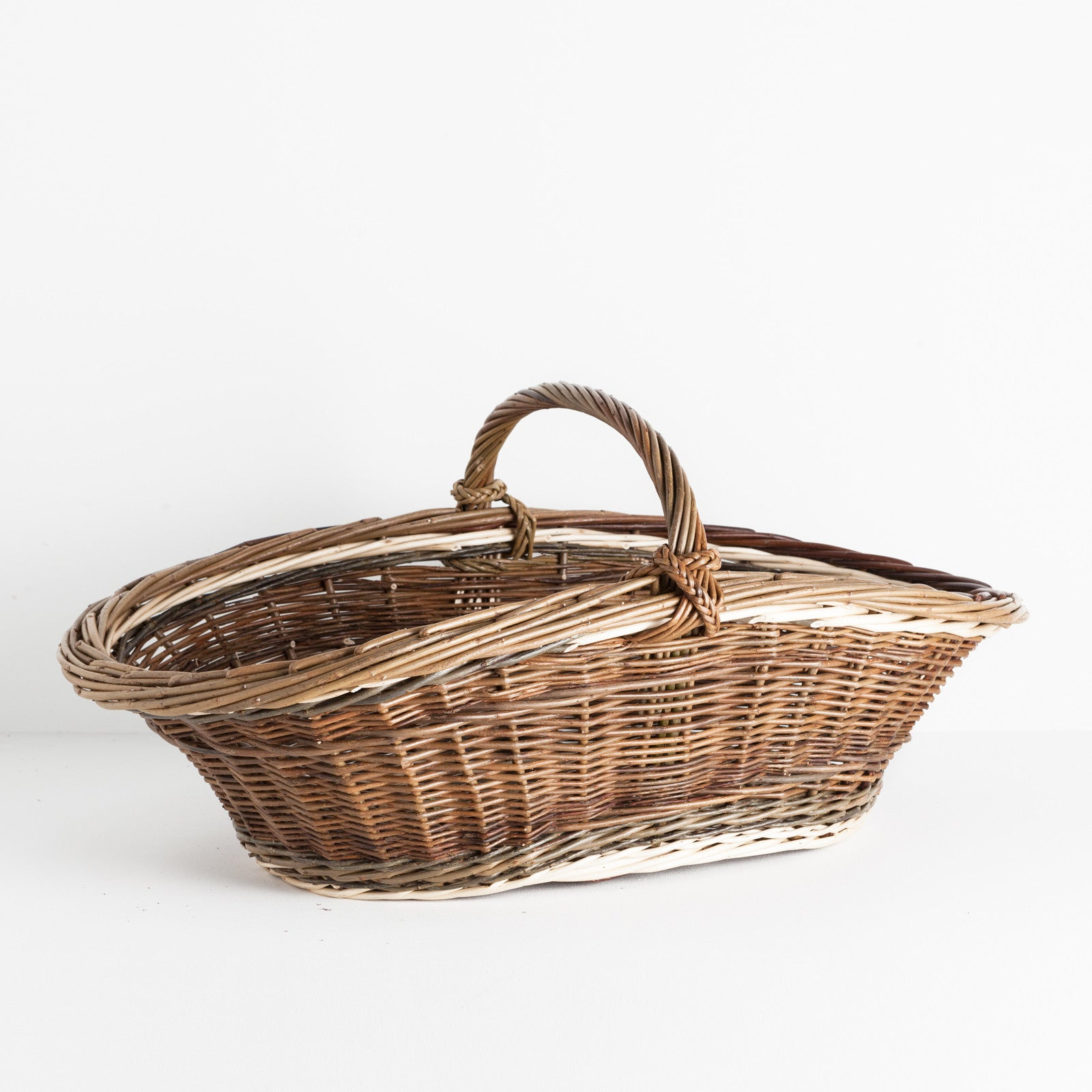 Willow Large Garden Gathering Basket