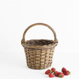 Willow Peg Basket