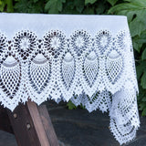 "Al Fresco ""Lace"" Tablecloth"