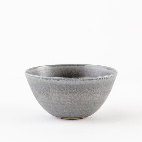 Pearly Blue Small Bowl