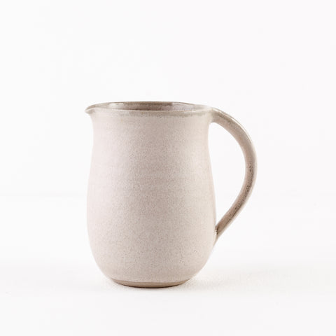 Melted Pearl Grey Creamer