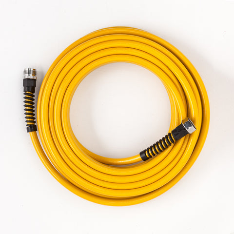 Yellow Garden Hose
