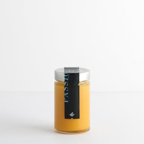 Passionfruit Olive Oil Curd