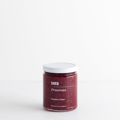 SHED Raspberry Rose Preserve