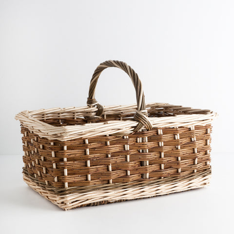 Willow Asparagus Basket