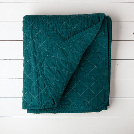 Quilted Utility Throw