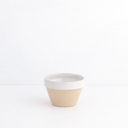 Snack Bowl, White