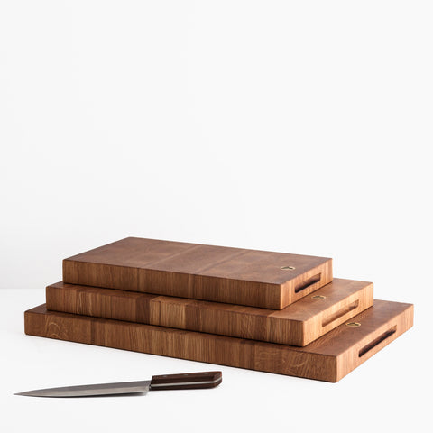 Jacob May Oak Butcher Blocks