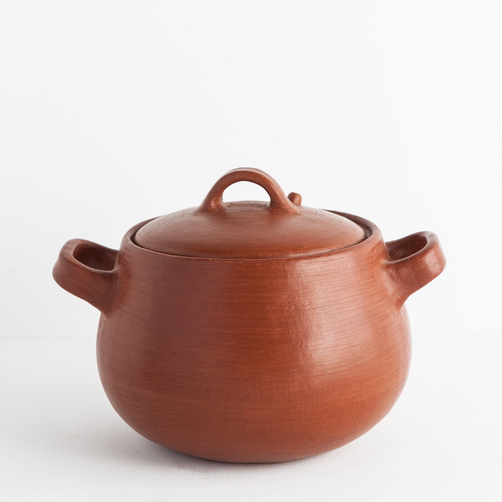 Elia Clay Cooking Pot