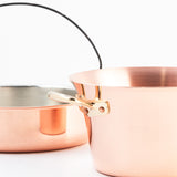 Copper Risotto Pot