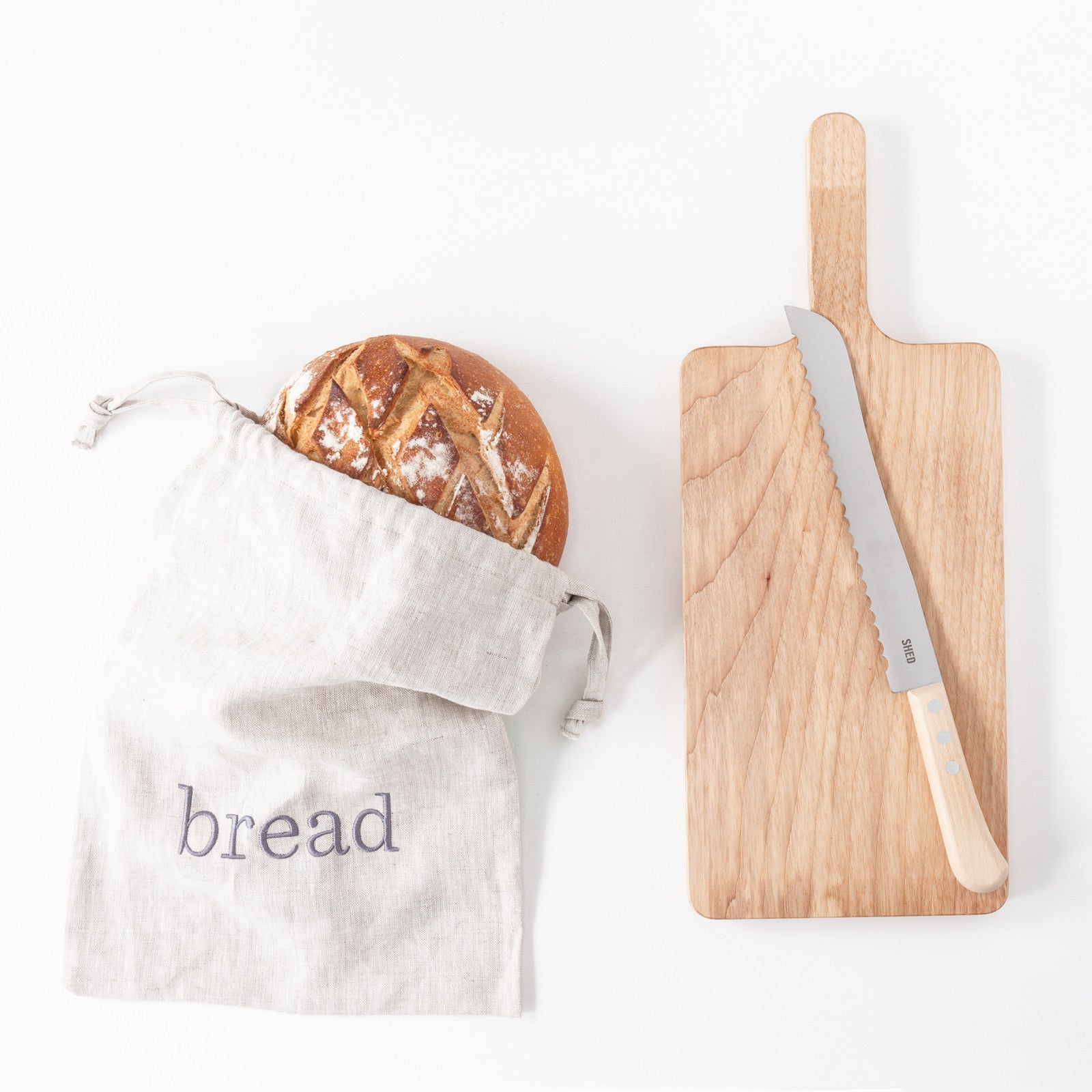 SHED Bread Set
