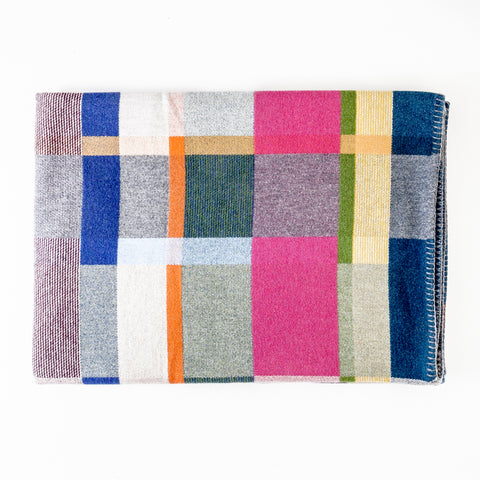 Gwynne Lambswool Bed Throw