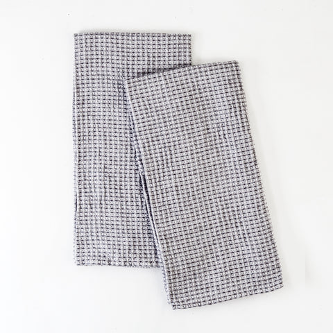 Grey Maija Tea Towel