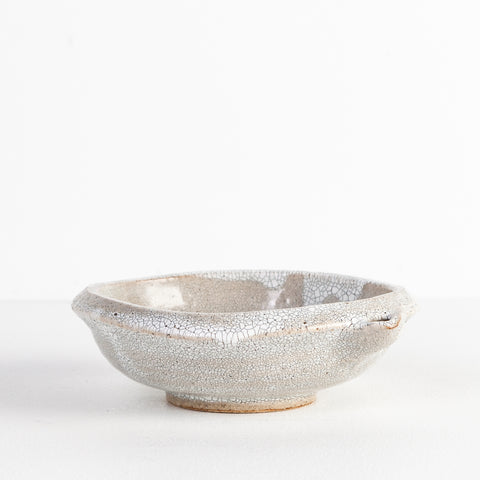 Sabi Kairagi Glazed Bowl
