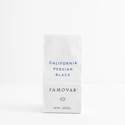 Samovar California Persian Black Tea