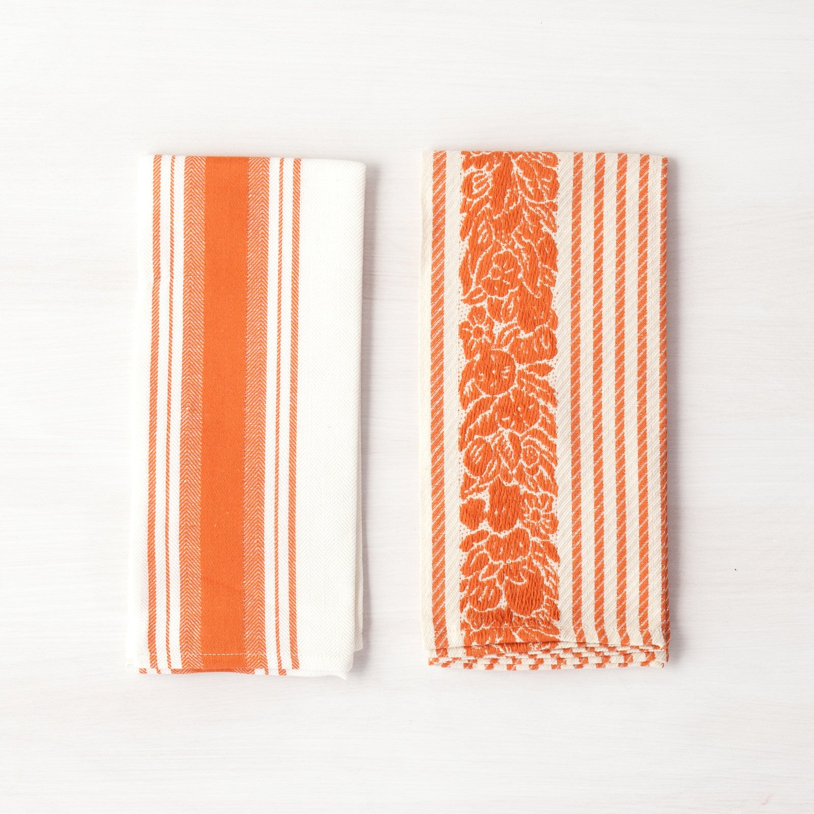 Mirto Kitchen Towel, Orange