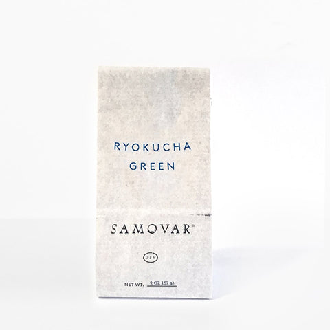 Samovar Ryokucha Green Tea