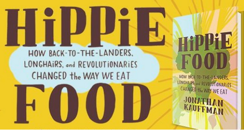 7/18 SHED Book Group: Hippie Food