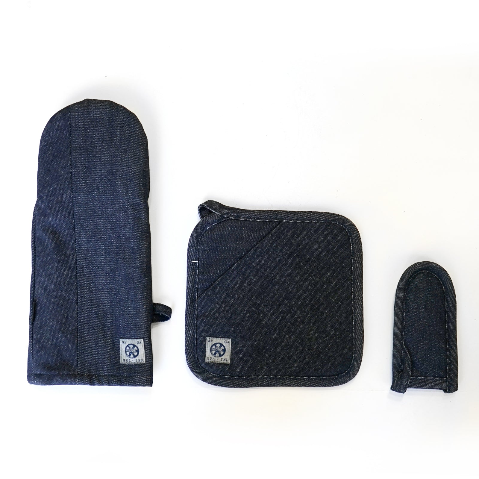 Selvedge Denim Pot Holder Collection