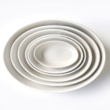 Set of 6 Small Oval Baking Dishes