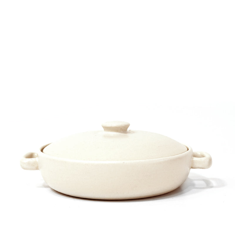 Stoneware Hot Pot