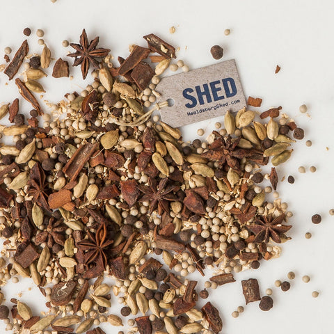 Shed Chai Mix