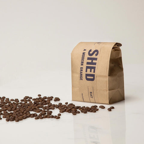SHED Single Origin Espresso Coffee