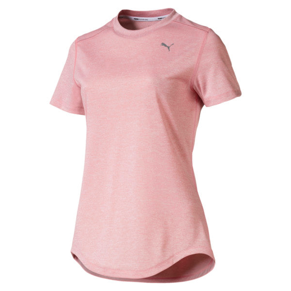 Camiseta Ignite Heather SS Tee - Women