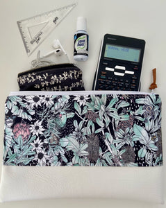 Native Florals Pencil Case