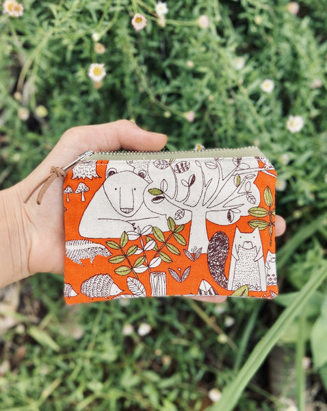 Forest Friends Mini Purse