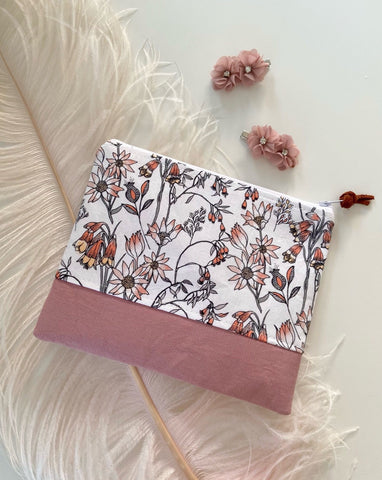 Wildflowers Purse