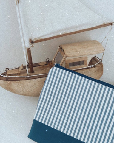 Sail Away Purse/Pencil Case