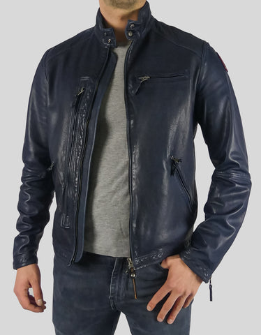 Cuir - JUSTIN-LEATHER - Parajumpers